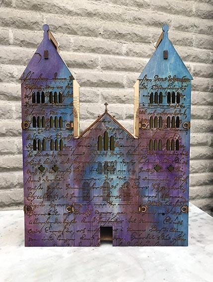 Domkyrkan med gravering MED MINDRE UPPLÖSNING